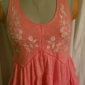 Sz lg elegant tank with lots of stylish features